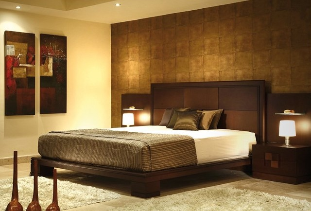 Modern Bedroom Images Endearing Modern Bedroom  Modern  Bedroom  Other Moshir Furniture Decorating Inspiration