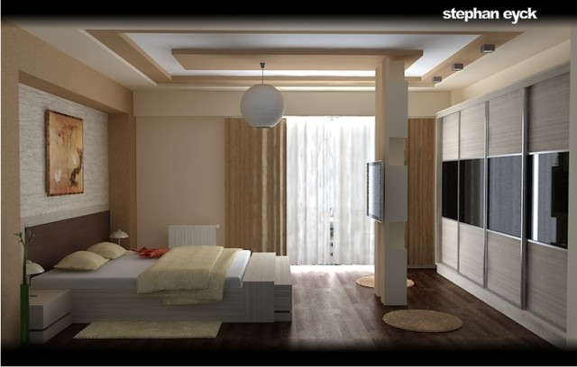 Stephan Eyck Design Interior Dormitor
