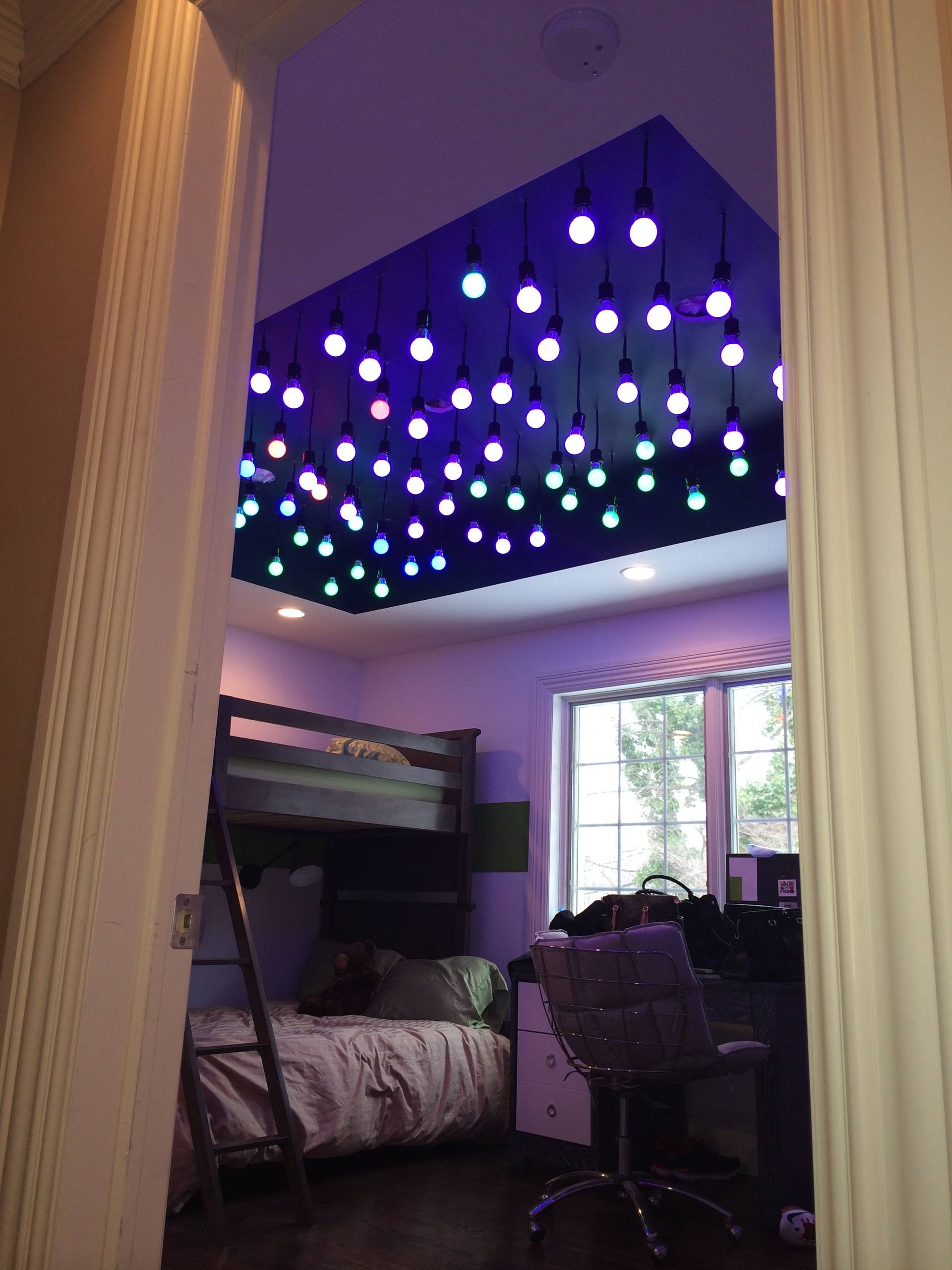 75 Beautiful Purple Bedroom Pictures Ideas May 2021 Houzz