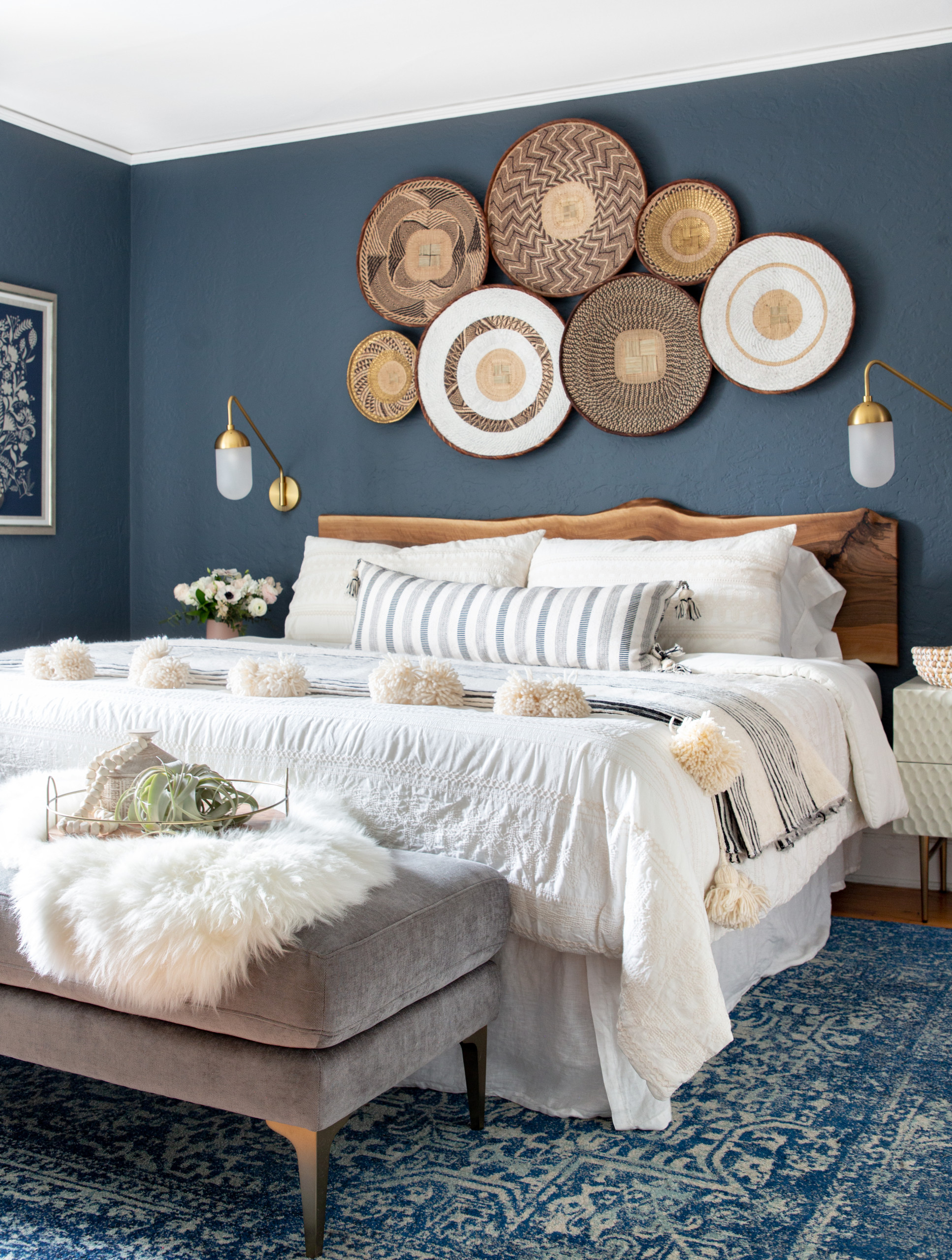 5 Beautiful Eclectic Bedroom Pictures & Ideas - January, 5  Houzz
