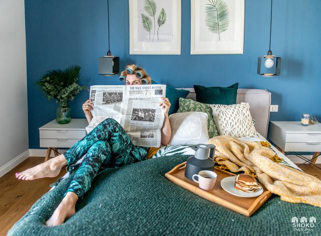 Modern BOHO 北欧-ベッドルーム