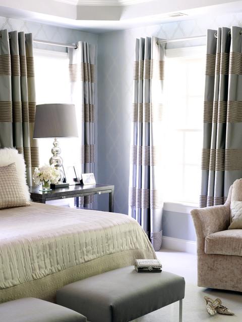 Modern Classic Interiors - Modern - Bedroom - new york - by Susan ...
