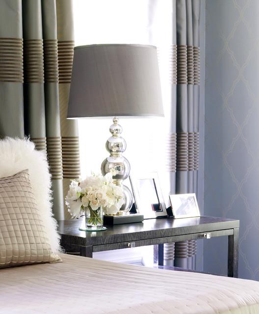 Modern Classic Interiors Modern Bedroom New York
