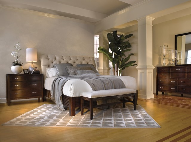 Modern collection stickley furniture traditional for Traditional bedroom furniture