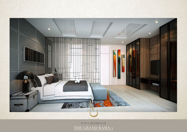 Modern colonial interior design Modern colonial interior design