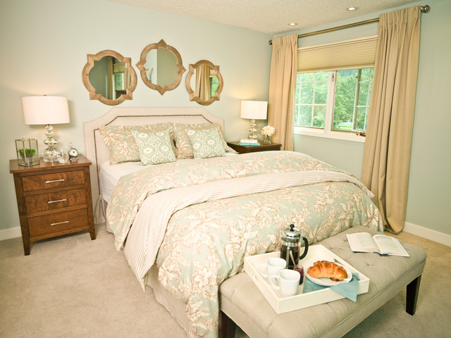 Modern Country Interiors Furniture & Design - Transitional ...