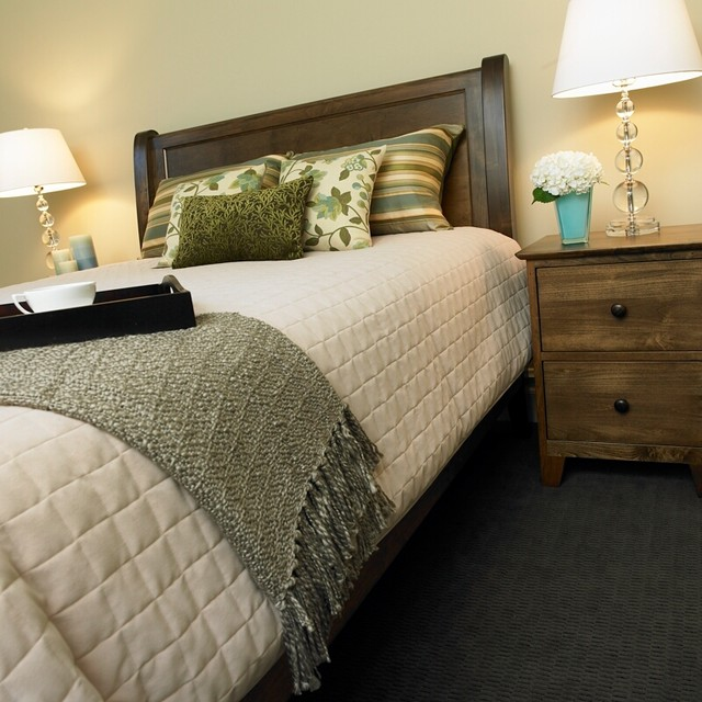 Houzz Modern Bedroom Furniture: Modern Country Interiors Furniture & Design