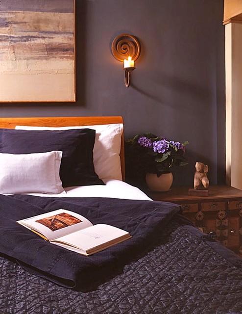 contemporary residential contemporary-bedroom