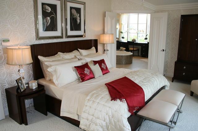 Modern Elegance traditional-bedroom