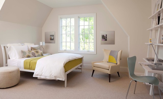 modern english contemporary bedroom minneapolis by