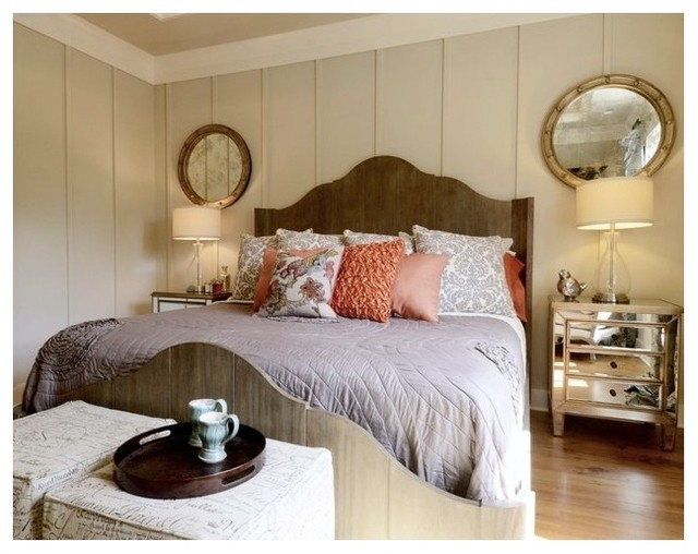 Modern farm house for Farmhouse bedroom decor