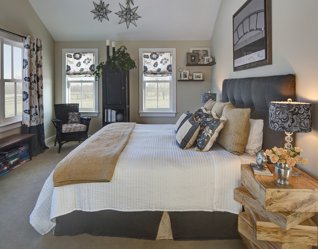 Modern Farmhouse Master Farmhouse Bedroom Milwaukee