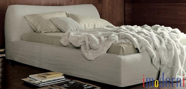Modern Italian Beds contemporary-bedroom