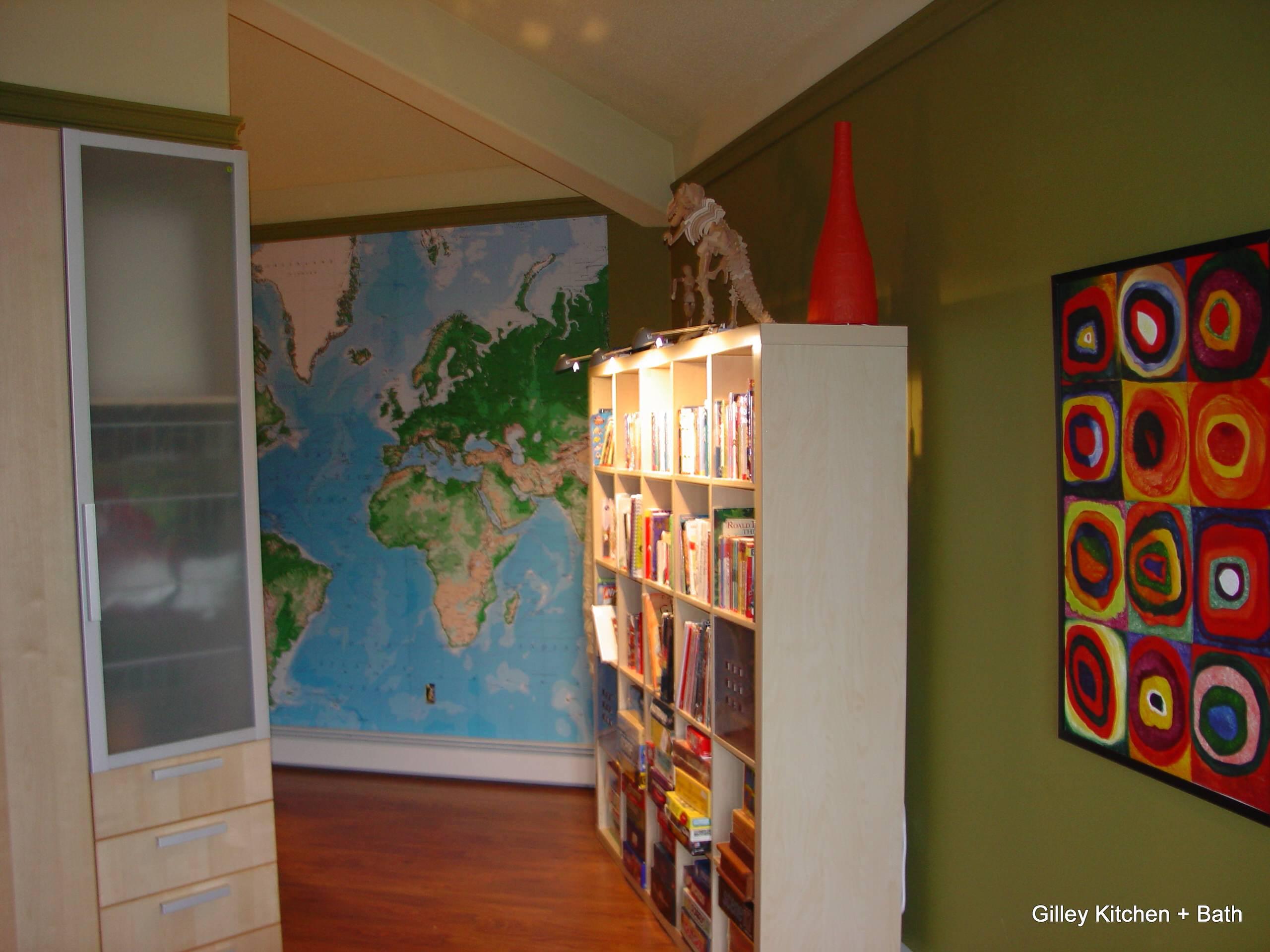 Modern Kid's Room in Farmington