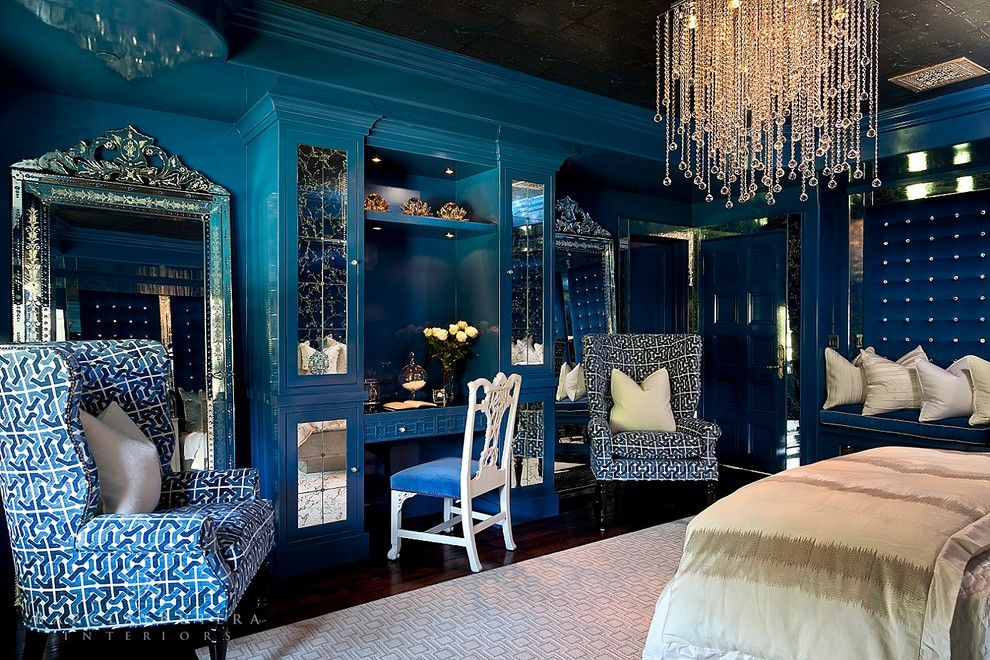 Modern Luxury Room Orlando Road Eclectic Bedroom Orange County By Barclay Butera Interiors
