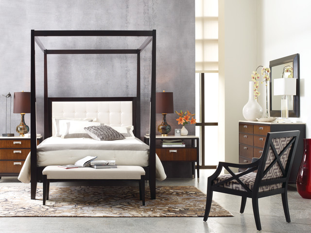 Modern Marvel Modern Bedroom Chicago By Knilans 39 Furniture Interiors