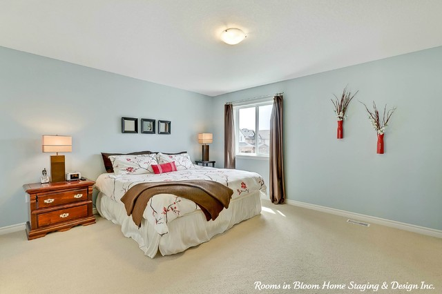 Modern Master Bedroom modern-bedroom