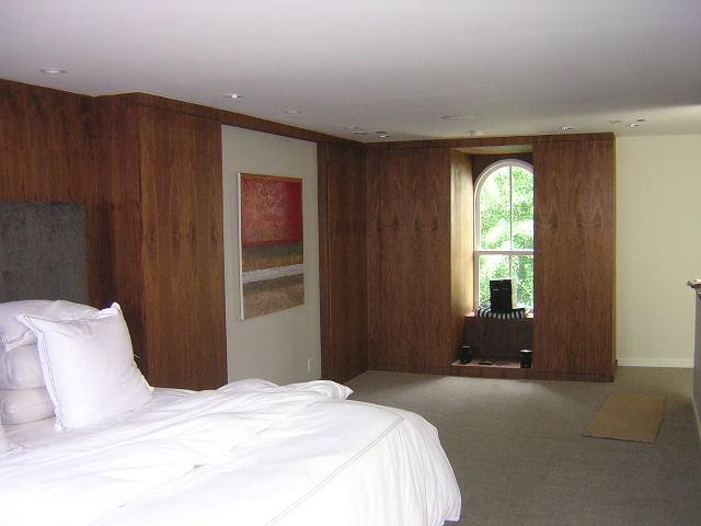 Modern Master Suite contemporary-bedroom