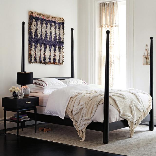 Modern Minimalism Traditional Bedroom London By Anthropologie Europe