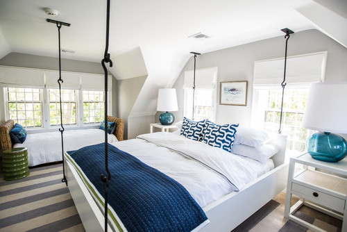 Beach Style Bedroom By Nantucket General Contractors Cheney Brothers  Building U0026 Renovation LLC