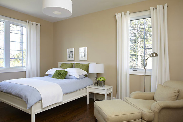 Modern Pottery Barn Bedroom - Modern - Bedroom - toronto - by K West Images, Interior and Garden ...