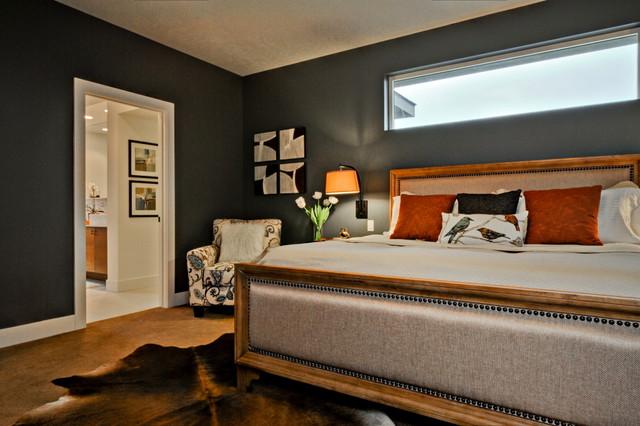 Modern Rustic Bedroom Ideas modern rustic master bedroom - magiel