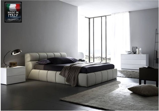 Modern sense furniture contemporary bedroom