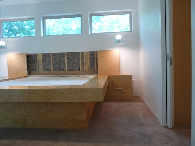 Modern Total Renovations bedroom