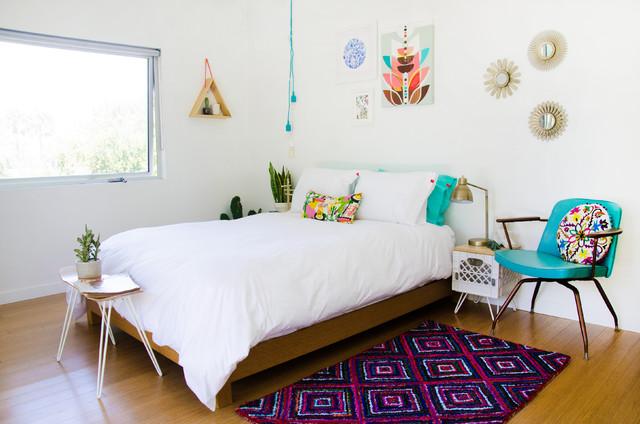 Modern + Vintage Bedroom Ideas - Eclectic - Bedroom - San Diego - by ...