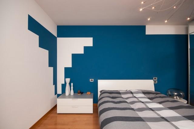 Camera Da Letto Blu Balena : Camera da letto blu balena u idee di immagini di casamia