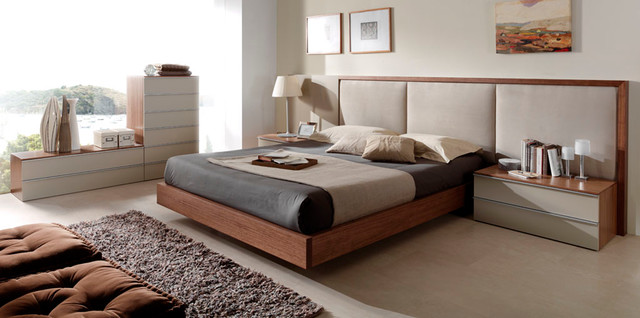 ModMed Collection contemporary-bedroom