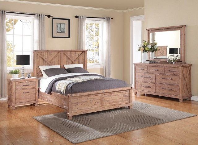farmhouse bedroom furniture. Modus Furniture Yosemite Cider Bedroom farmhouse bedroom