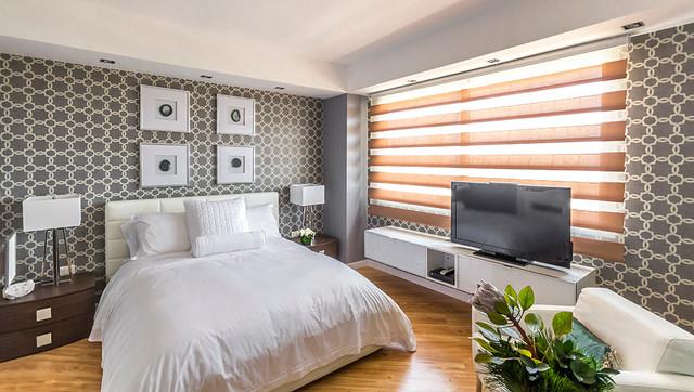Monaco guest bedroom trendy sovev relse miami af for Master interiorismo valencia