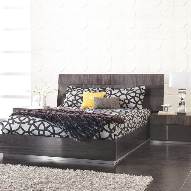 Mondiana Queen Bed Modern Bedroom Other By Dania
