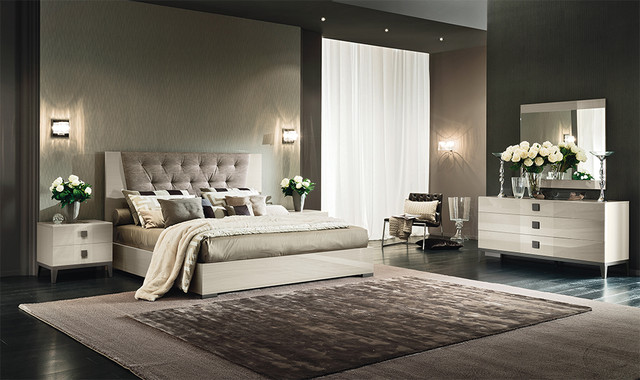 Mont Blanc Bedroom By Alf Modern Bedroom Boston By