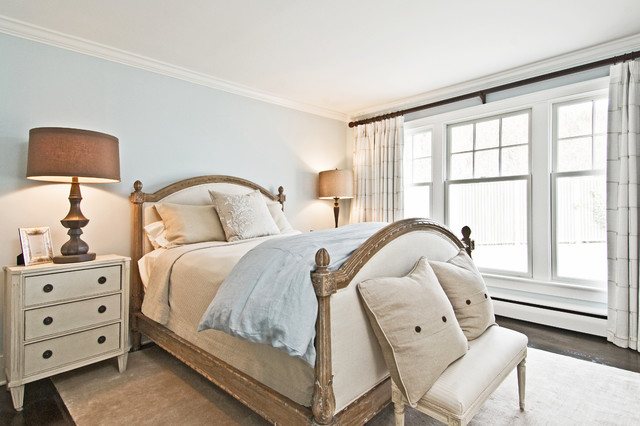Montauk interiors eclectic bedroom new york by for Bedroom ideas hamptons