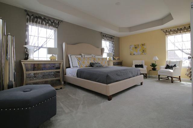 Montclair traditional-bedroom