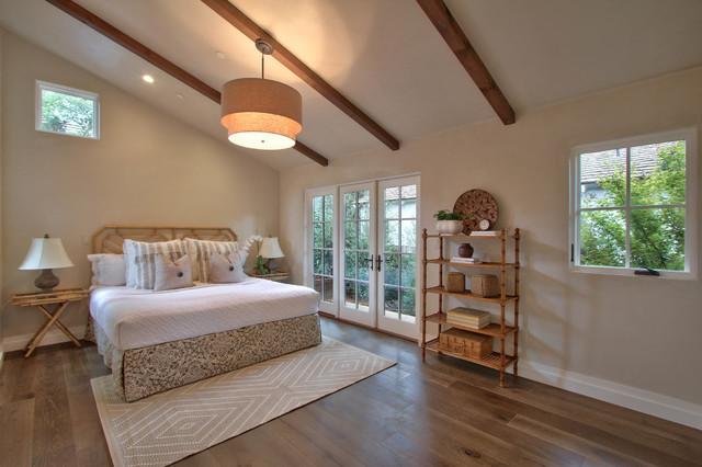 Monte Verde transitional-bedroom