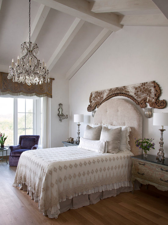 victorian rustic ceiling light bedroom design ideas