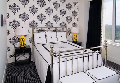 Contemporary Bedroom on Houzz