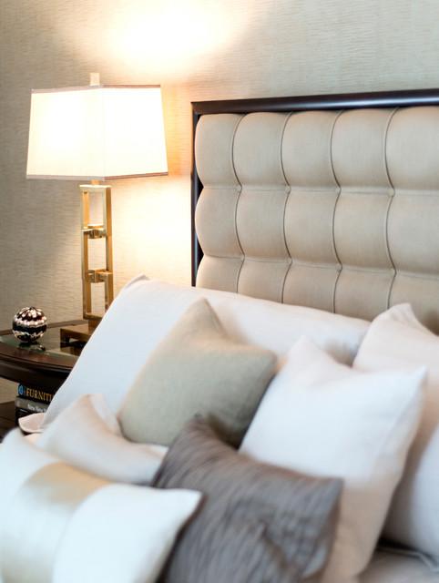 Montrose Transitional transitional-bedroom