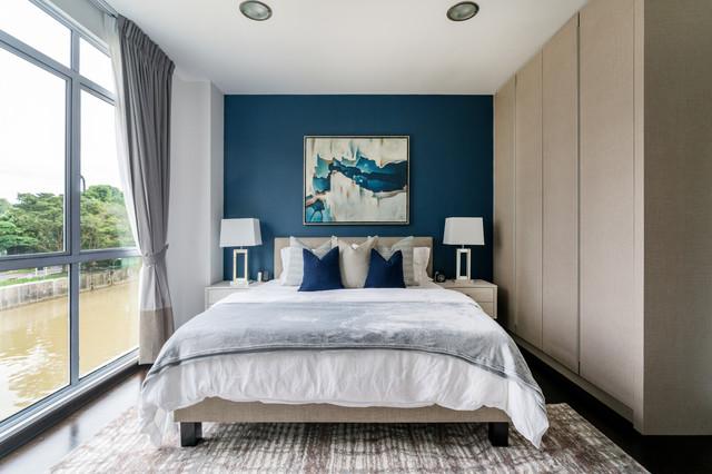 Moonstone Lane contemporary-bedroom