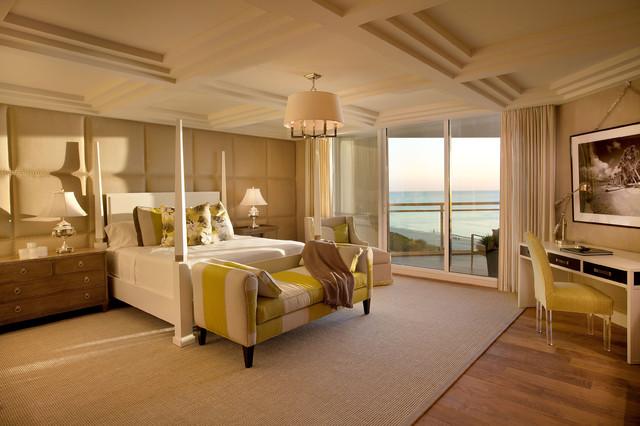Moraya Bay Master Bedroom contemporary-bedroom