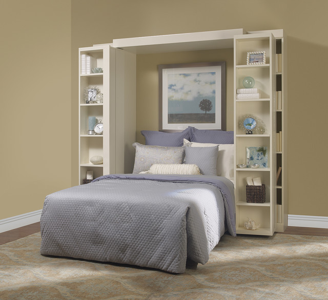 More E Place Murphy Bed Traditional Bedroom