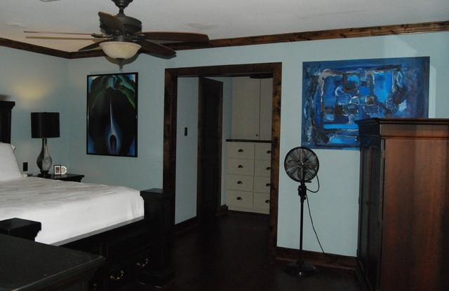 Morgan eclectic-bedroom