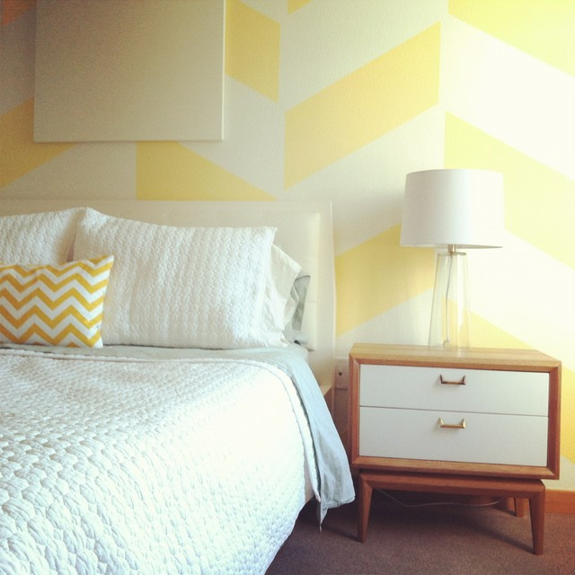 Morning Sunshine Bedroom Contemporary