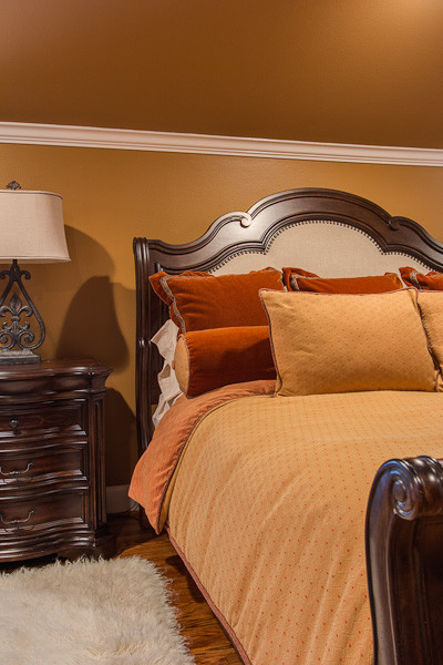 Morningside Interior Styling traditional-bedroom