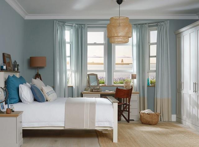 Mornington 1 & 2 coastal-bedroom