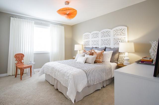 Moroccan Modern Mediterranean Bedroom Calgary By
