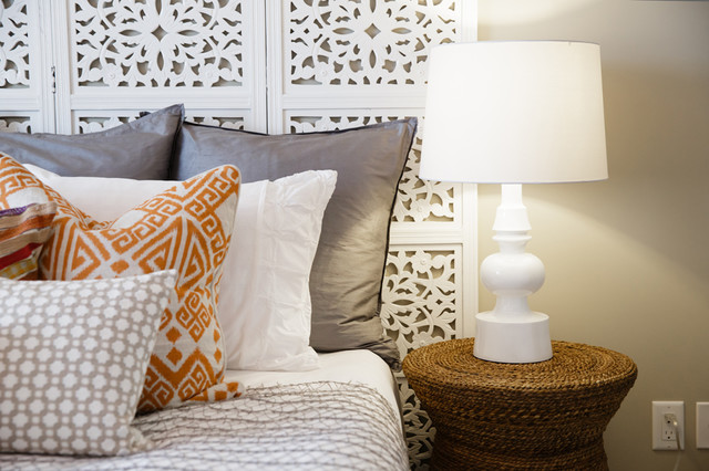 Moroccan modern mediterranean bedroom calgary by - Chambre style oriental ...